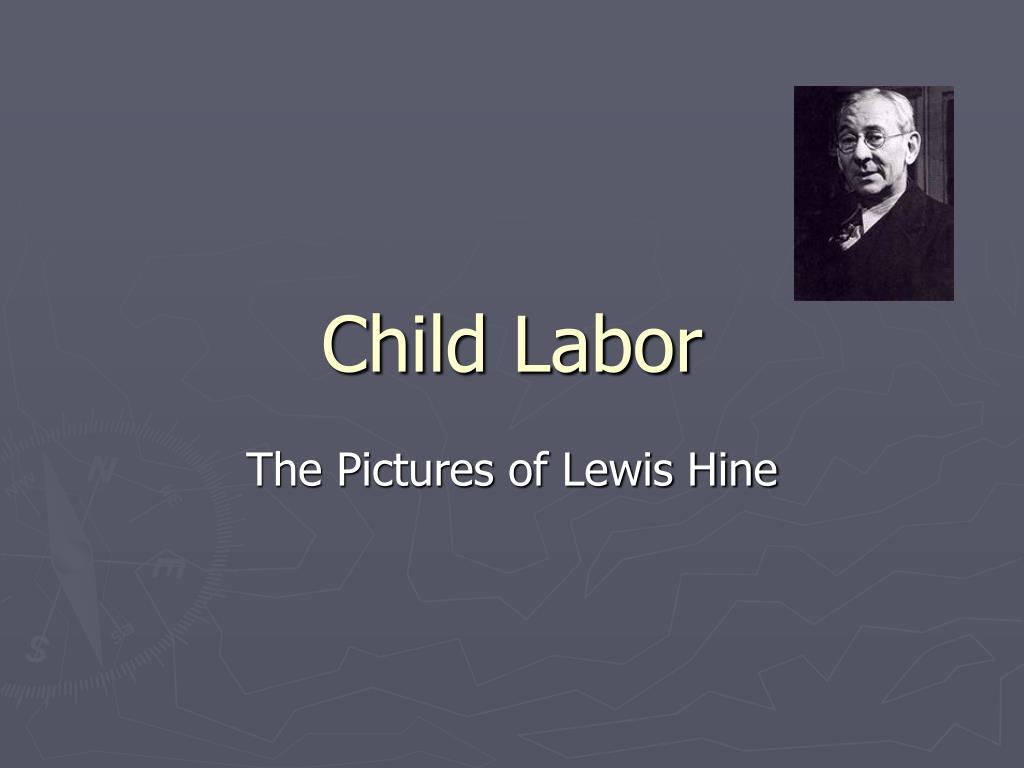 child labor l.