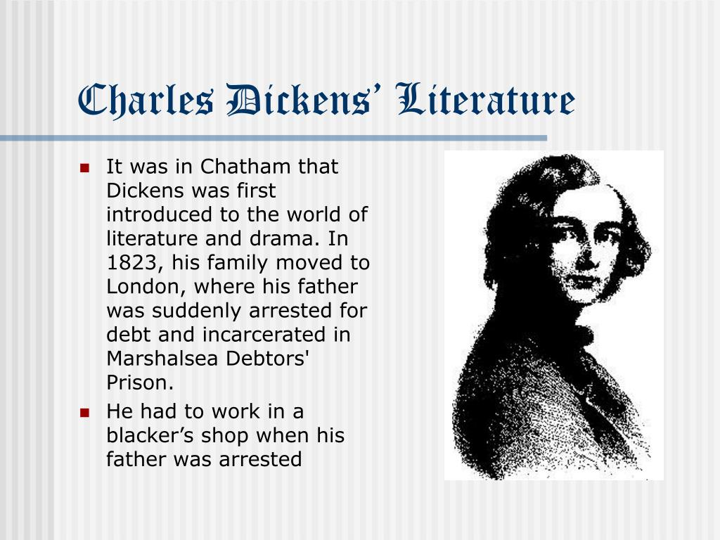 Charles Dickens' Literature