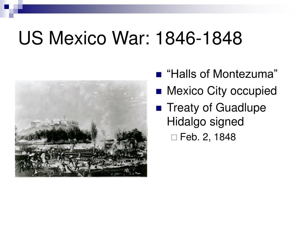 """Halls of Montezuma"""