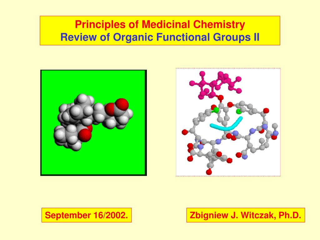 Principles of Medicinal Chemistry