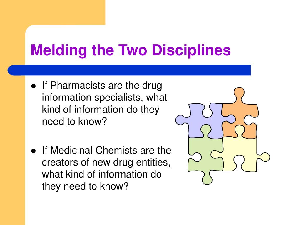Melding the Two Disciplines