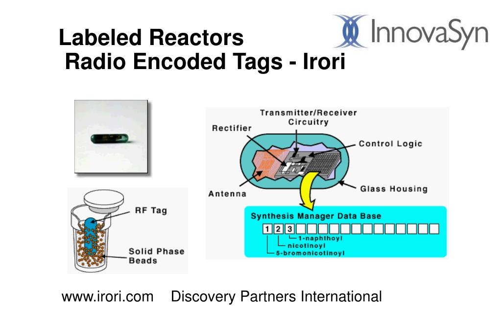 Labeled Reactors