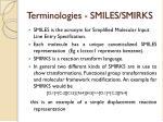 terminologies smiles smirks