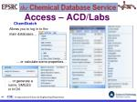 access acd labs44