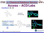 access acd labs46