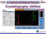 crystallography utilities24