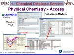 physical chemistry access