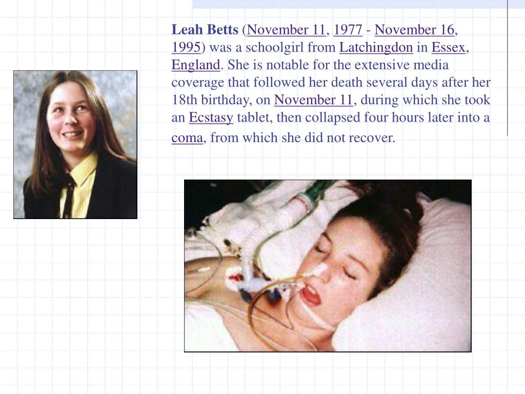 Leah Betts