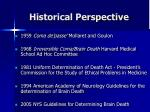 historical perspective3