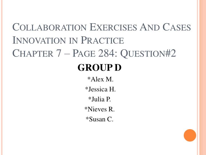 chapter 2 exercises case exercises This page contains programming exercises based on material from chapter  2 of this on-line java textbook each exercise has a link to a discussion of one.