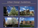 urban design guidelines21