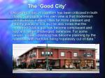 the good city6