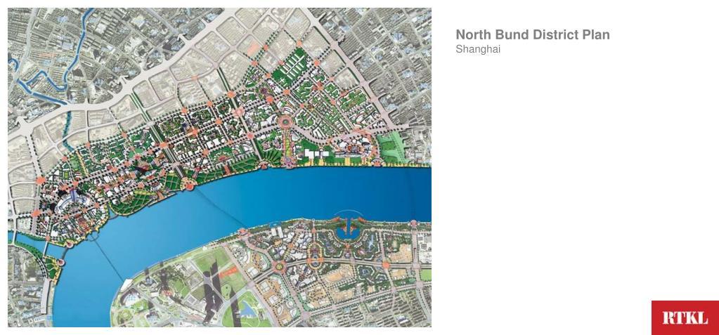 North Bund District Plan