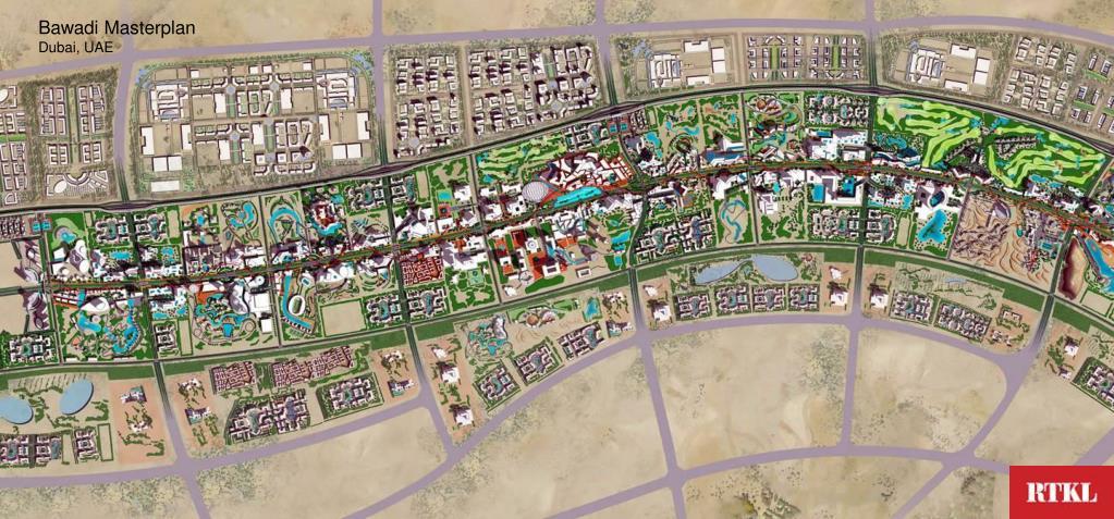 Bawadi Masterplan