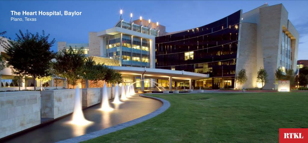 The Heart Hospital, Baylor