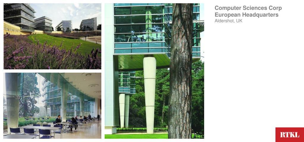 Computer Sciences Corp European Headquarters