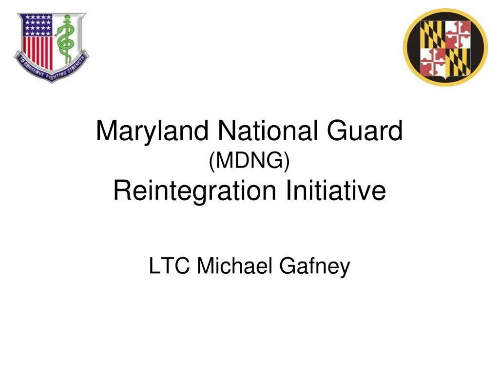Maryland National Guard