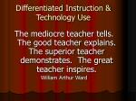 differentiated instruction technology use23