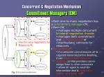 concurrent g negotiation mechanism commitment managers cm