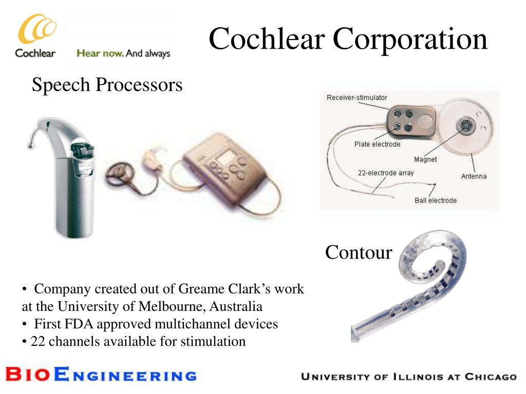 Cochlear Corporation
