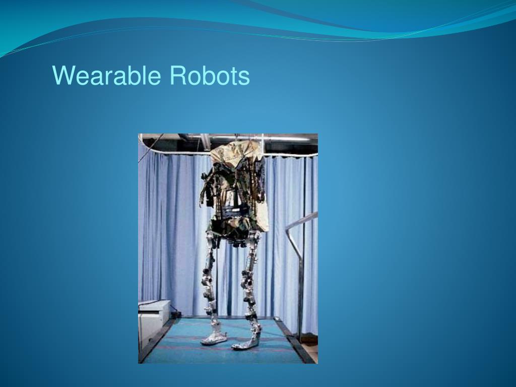 Wearable Robots