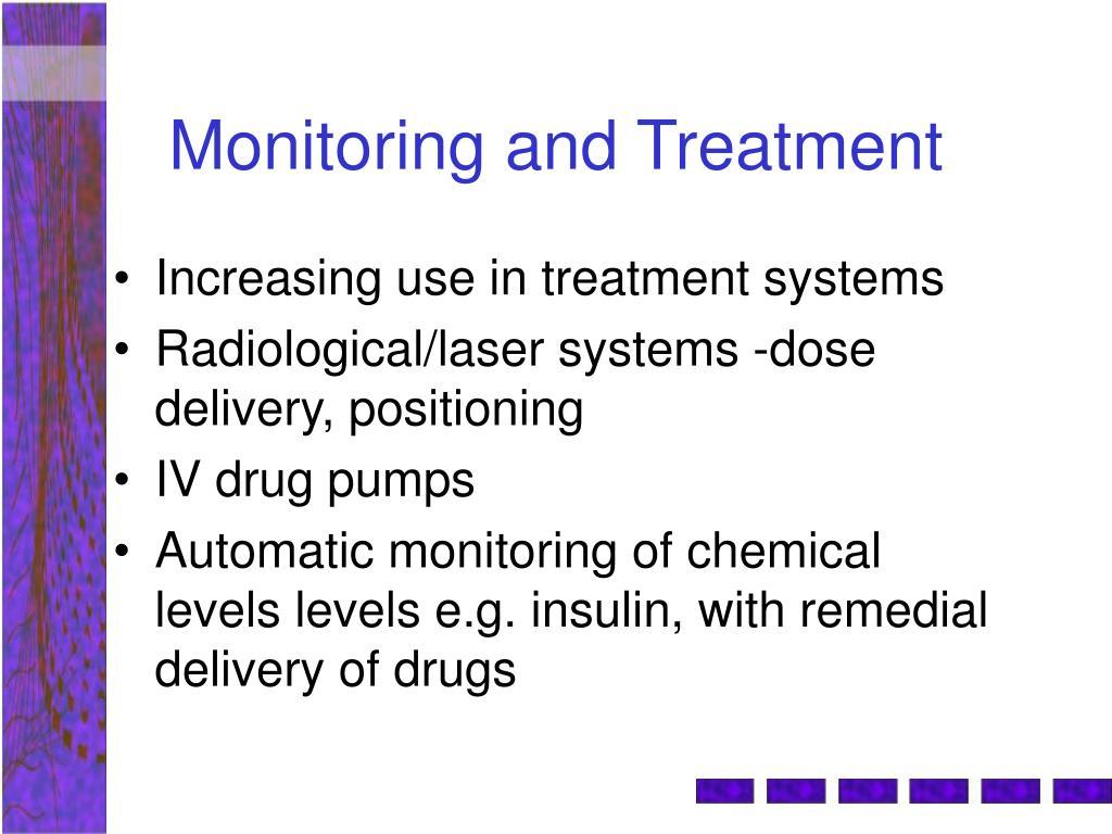 Monitoring and Treatment