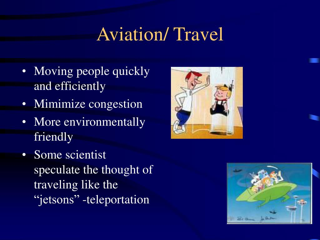 Aviation/ Travel