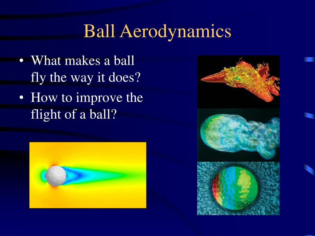 Ball Aerodynamics