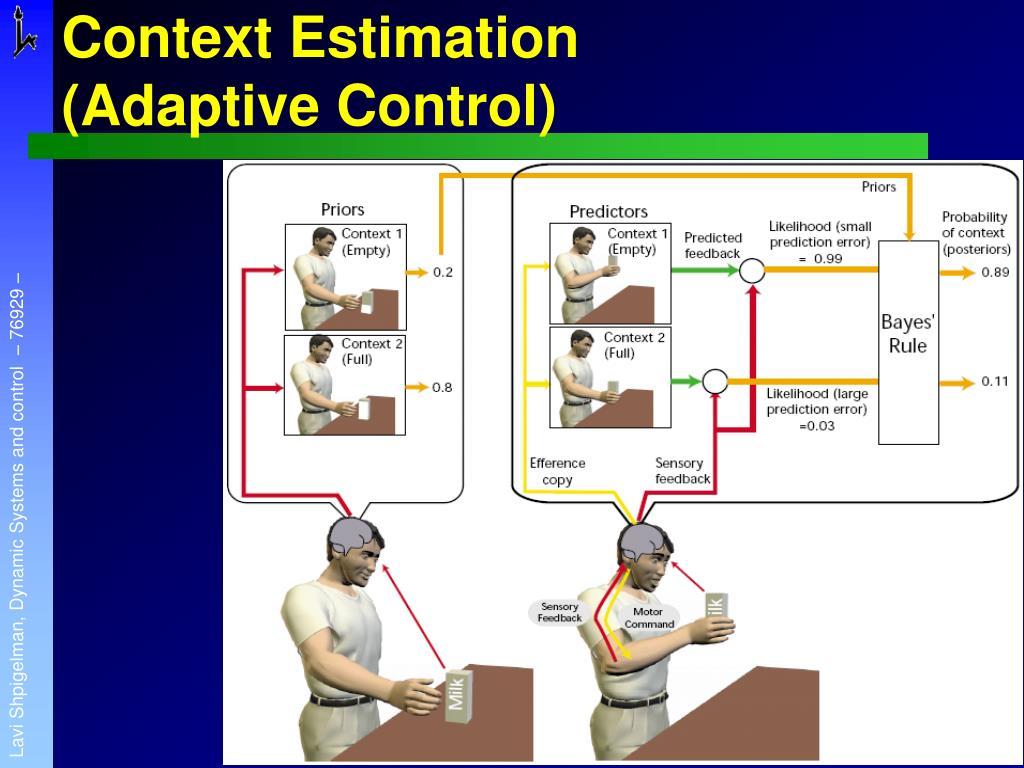 Context Estimation