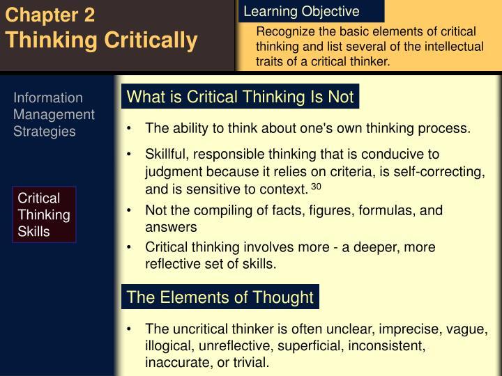unreflective thinker