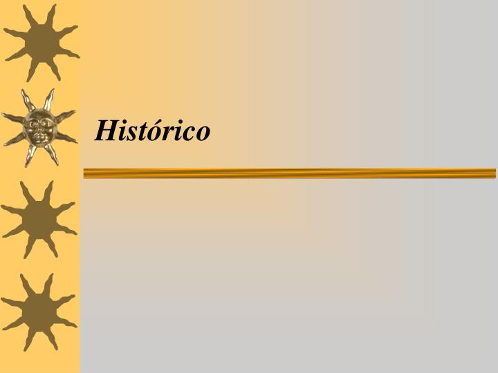 Hist rico