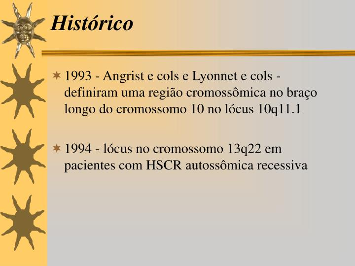 Histórico