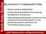 big business in independent india