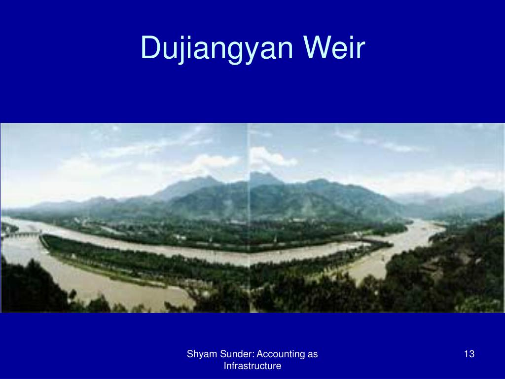 Dujiangyan Weir