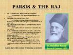 parsis the raj