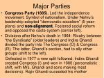 major parties26