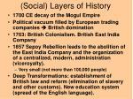 social layers of history6