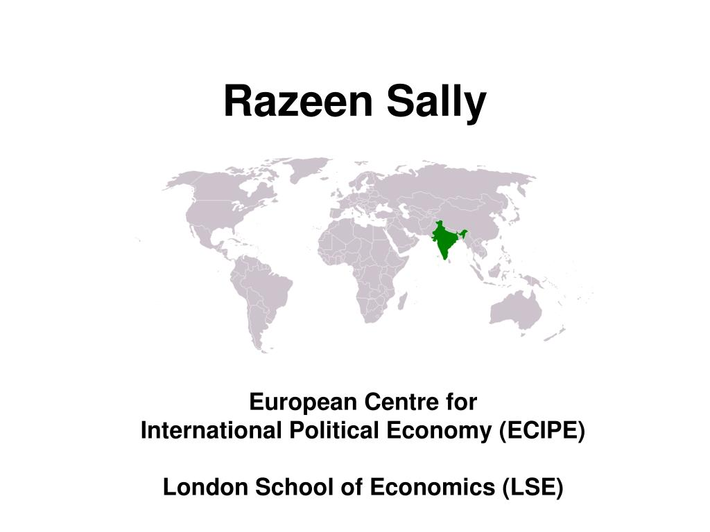 Razeen Sally