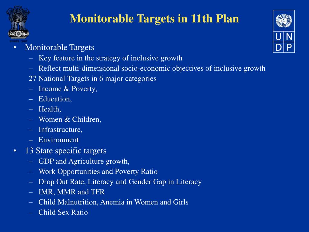 Monitorable Targets
