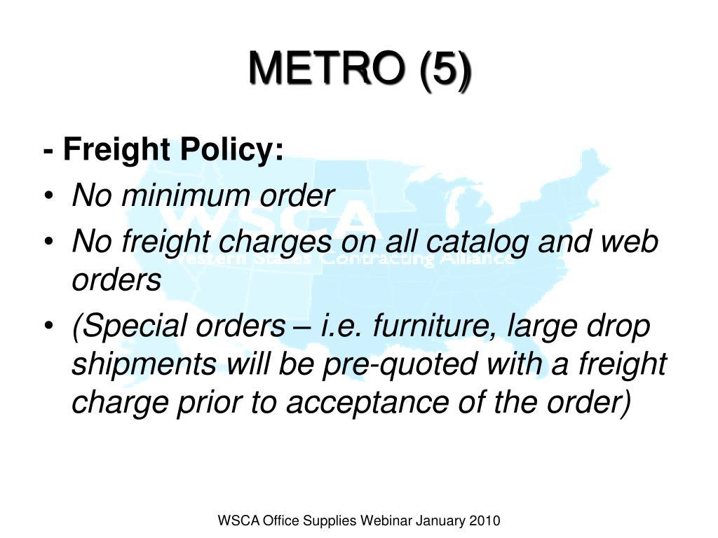 METRO (5)