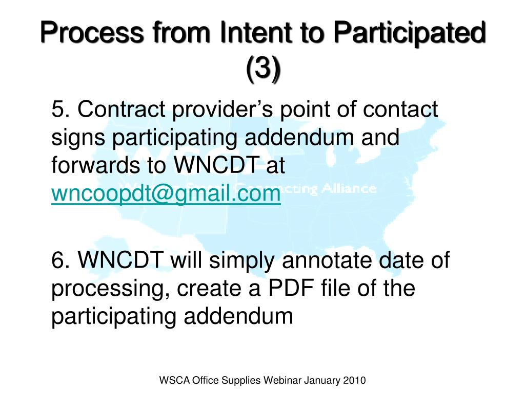 Process from Intent to Participated (3)