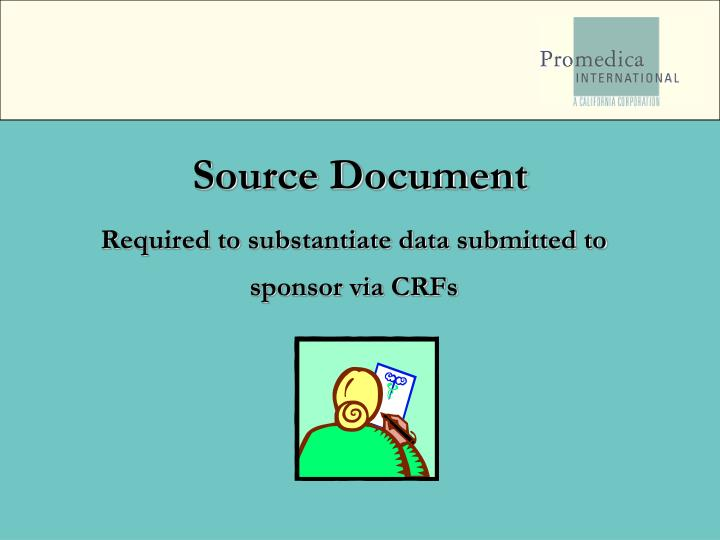 Source Document