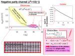 negative parity channel j p 1 2