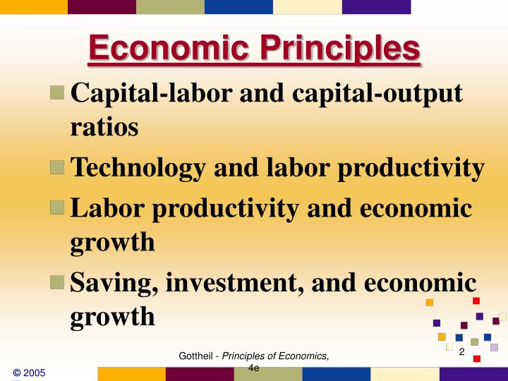 economics labor productivity essay Principles of economics covers scope and sequence requirements for a two-semester introductory economics course the authors take a balanced approach to what determines how productive workers are the answer is pretty intuitive the first determinant of labor productivity is human capital.