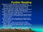 further reading42