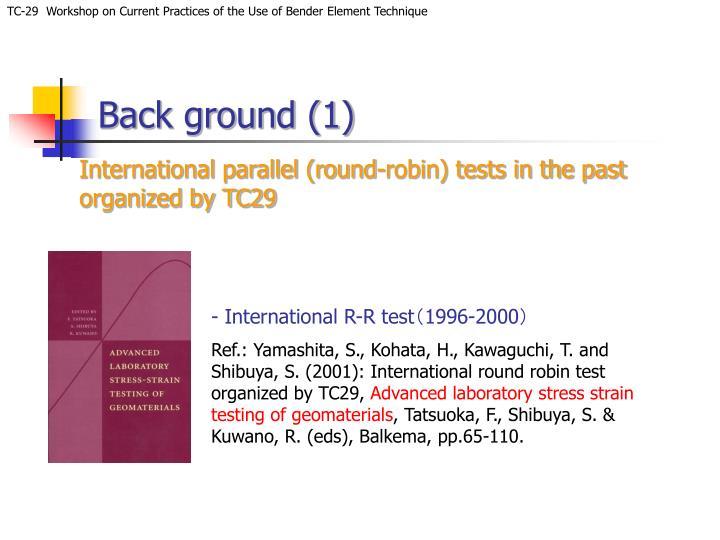 Back ground 1
