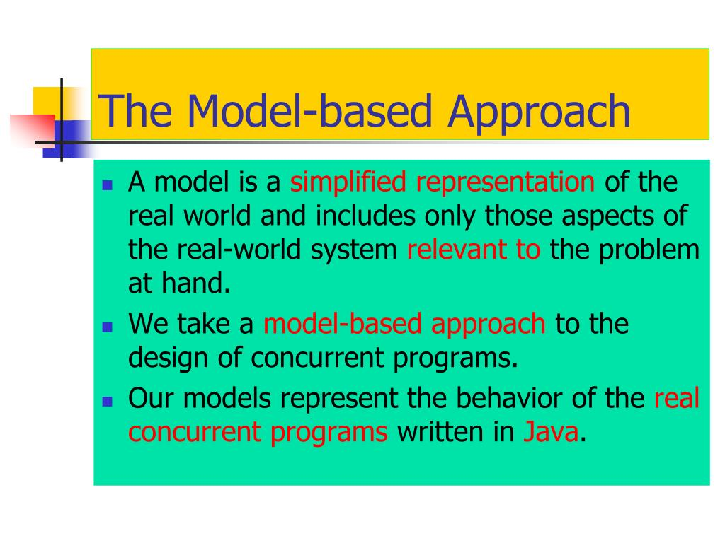 The Model-based Approach