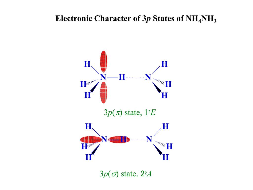 Electronic Character of 3
