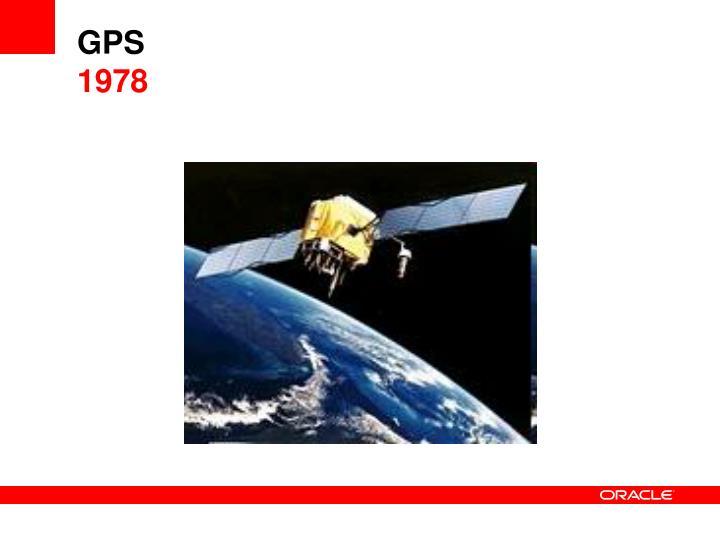 Gps 1978