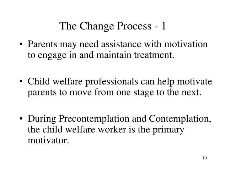 The Change Process - 1